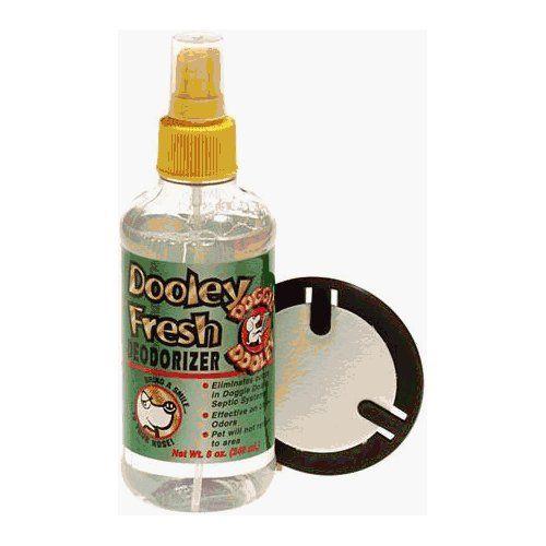 Dooley Fresh Deodorizer With Pad 8 Oz