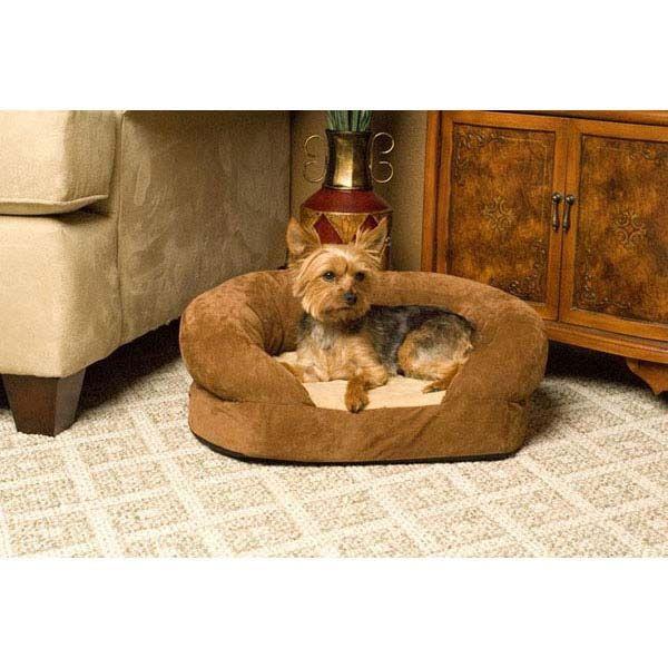 Ortho Bolster Sleeper Pet Bed