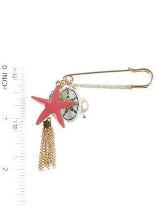 Sealife Charm Starfish