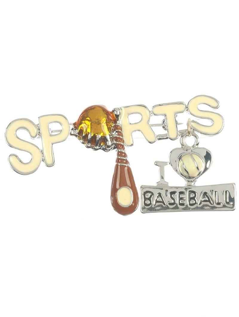 Epoxy Coated Metal Sports Baseball
