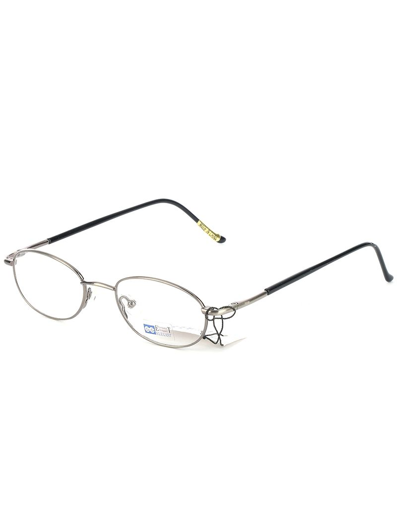 Oval Clear Lens Flexible Hinges