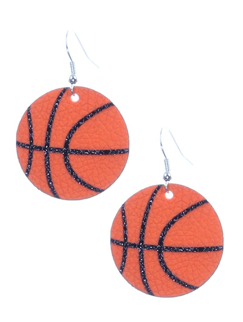 Basketball Leather 2 Inch Drop