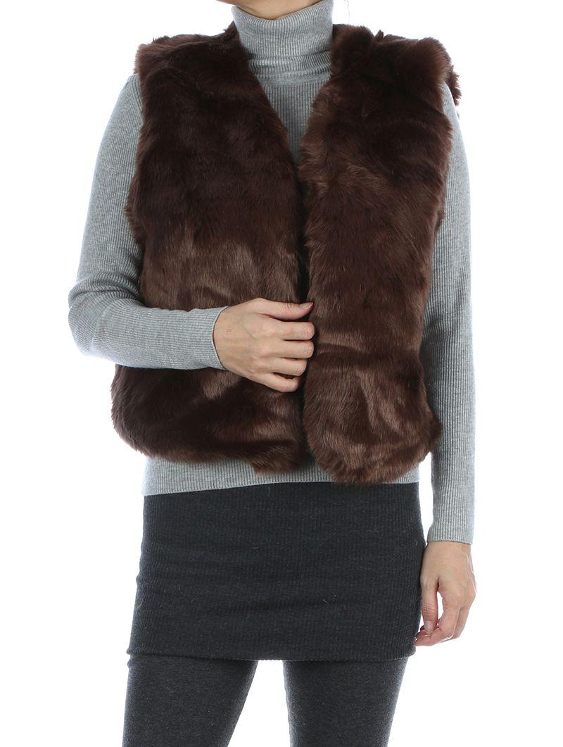 Russian Style Soft Fur 22 Inch Long X 46 1