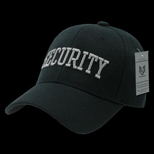 Fitall Flex Caps, Security, Black, l_Xl