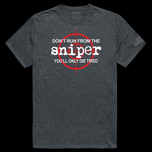 Tactical Graphic T, Sniper, H.Char, l