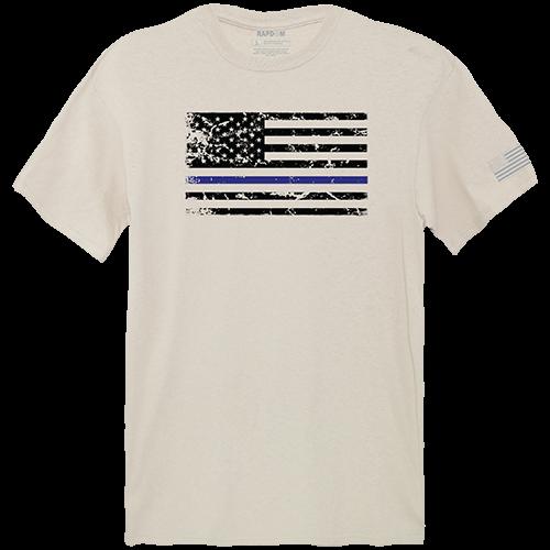 Tacticalgraphic T,Thin Blue Line, Snd, m