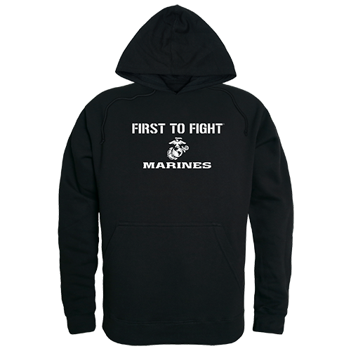 Graphic Pullover, First 1, Blk, l