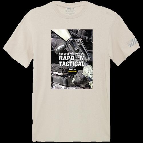 Tactical Graphic T, Rapdom 2, Snd, Xl