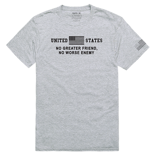 Tactical Graphic T, No Greater, Hgy, l