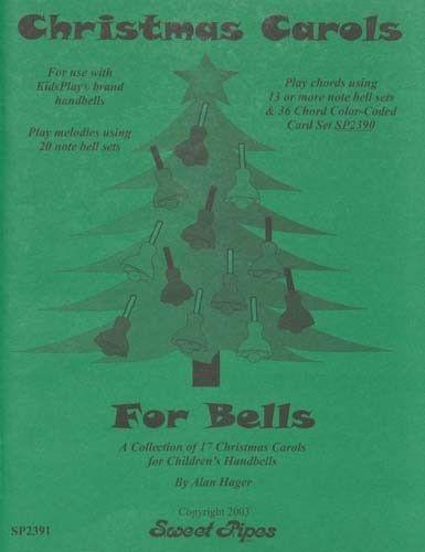 Christmas Carols For Bells, Arr. Hager