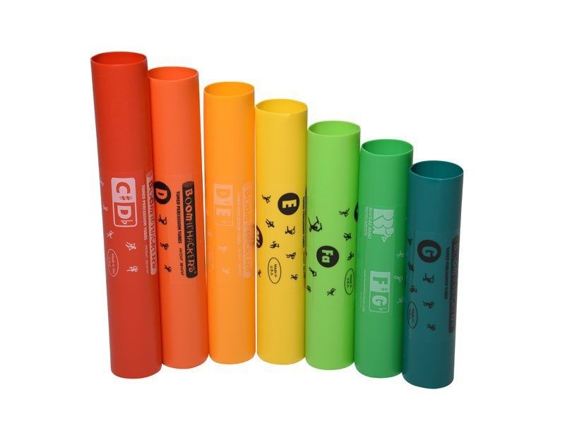 Boomwhackers - Treble Extension Set