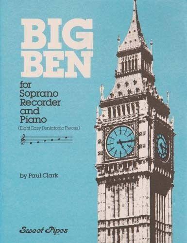 Big Ben By Paul Clark