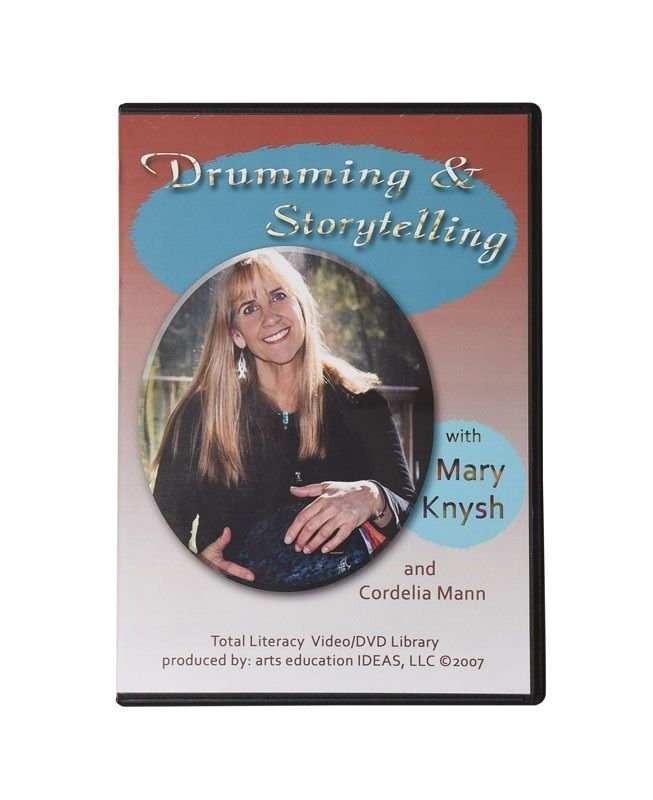 Drumming And Storytelling Dvd With Mary Knysh
