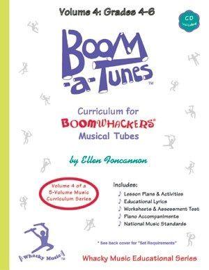 Boom-a-tunes, Volume 4