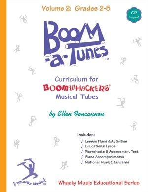Boom-A-Tunes, Volume 2