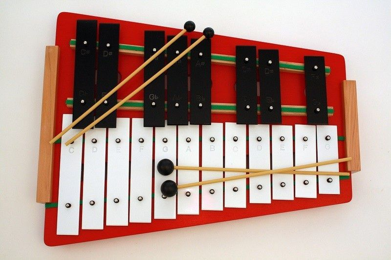 20-note Artist Chromatic Melody Bells