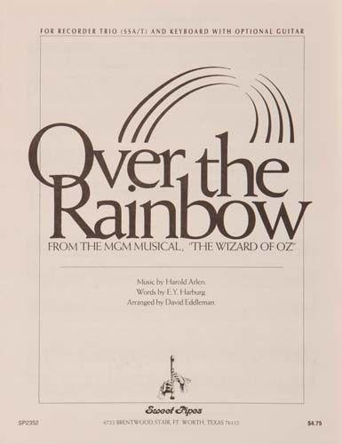 Over The Rainbow, Arr. Eddleman