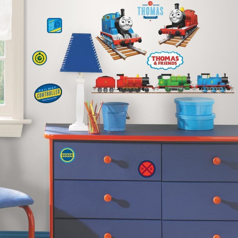 Thomas The Tank Engine Wall Decal