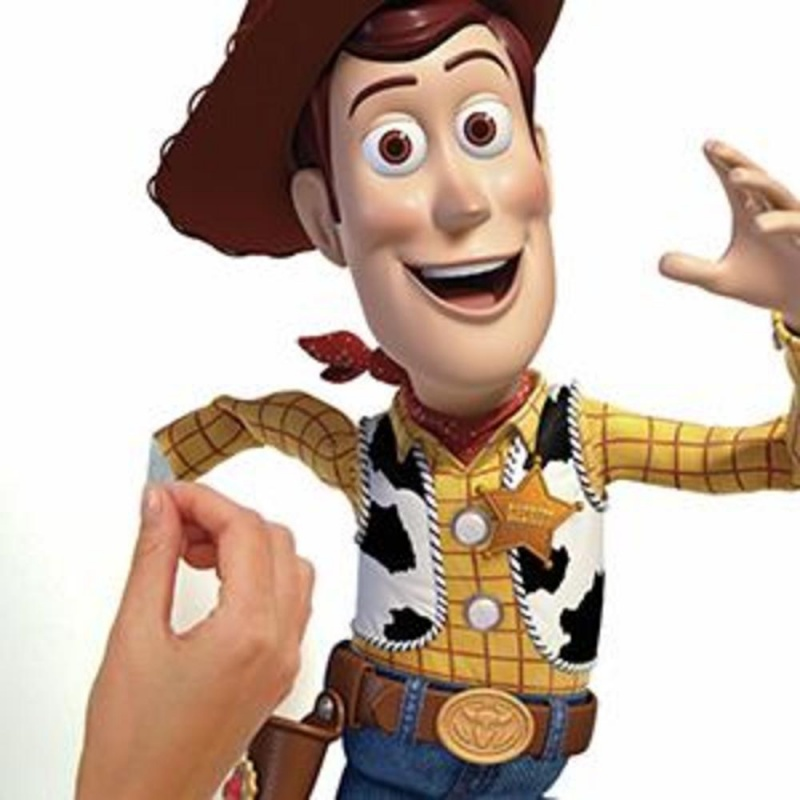 Woody Giant Wall Decal