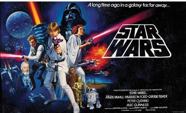 Star Wars Xl Spray And Stick Wallpaper Mural