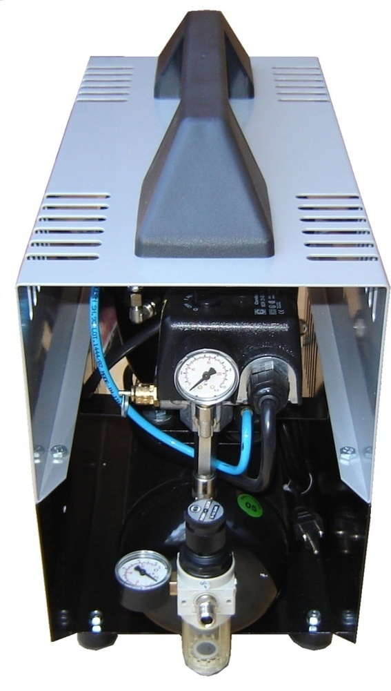 Silentaire DR-150 1/5 HP Super Silent Oil Lubricated Compressor