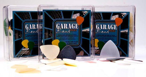Steve Clayton™ Garage Band Pick Box