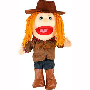"""14"""" Cowgirl"""