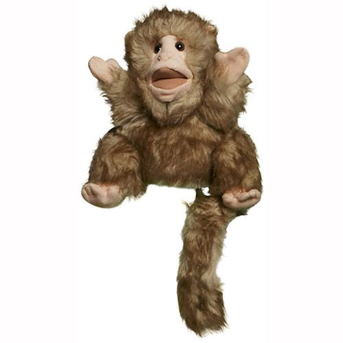 Sunny Toys Monkey Puppets Collection