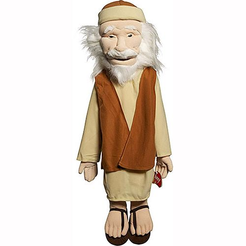 Sunny Toys Abraham Puppet Toy