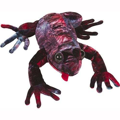 Sunny Toys Frog Puppets Collection