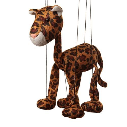 "16"" Baby Leopard"
