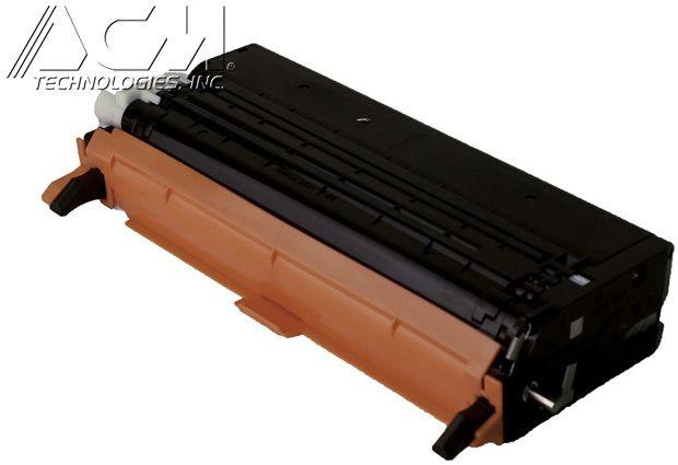 Dell OEM 3301198 Remanufactured Toner Cartridge: Black, 9K High Yield