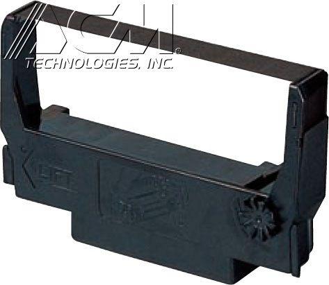 Epson OEM ERC-30BR Compatible POS Ribbon: Black/Red, 6pcs/Pack