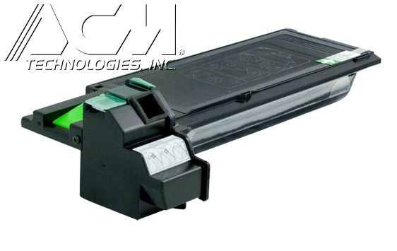 Sharp OEM 602100152 Compatible Toner Cartridge: Black, 1-210 GR Cartridge (10/MC)