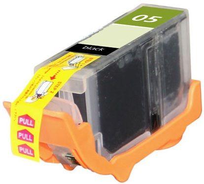 Canon OEM PGI-5BK Compatible Inkjet Cartridge: Black, 650 Yield