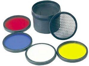 Smith-Victor 690026 Color Filter Kit for Flashlite 110i