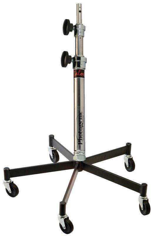 """Photogenic TA34S-2/959384 Stand & Base with 5/8"""" Removable Top"""