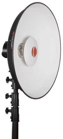 """Norman 5X/810740 22"""" Reflector and Light Modifier"""