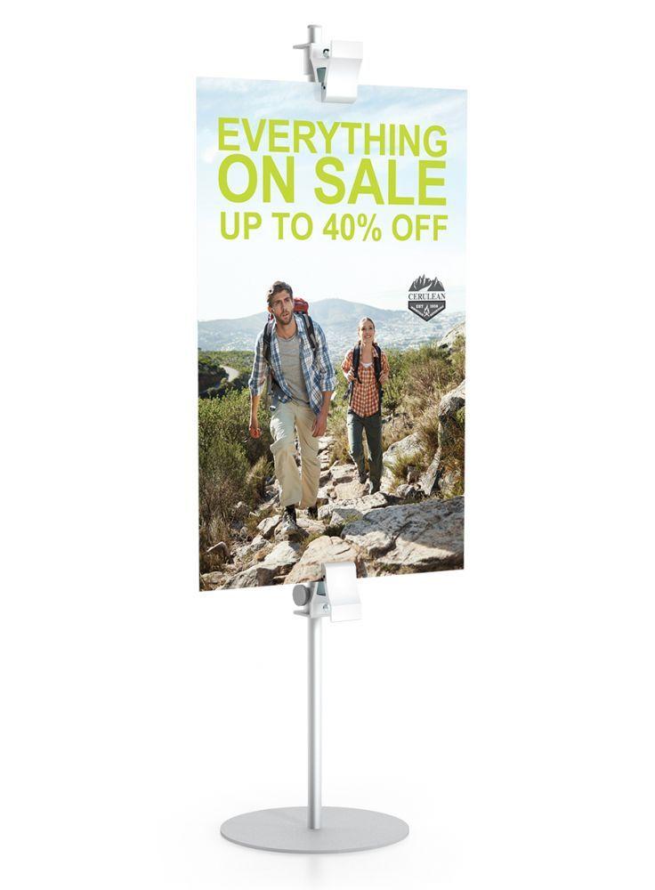 Mini Visual Merchandising Clamps™