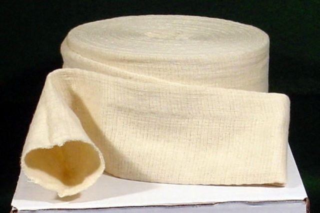 "Tetra Medical Supply Tetra-Grip Elastic Support Bandage: Tubular, Size K, 8"" x 11yd"
