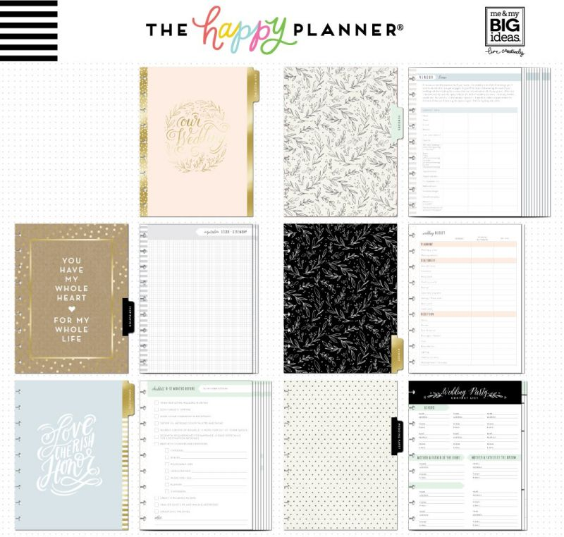 Wedding Planner Extension Pack - Classic
