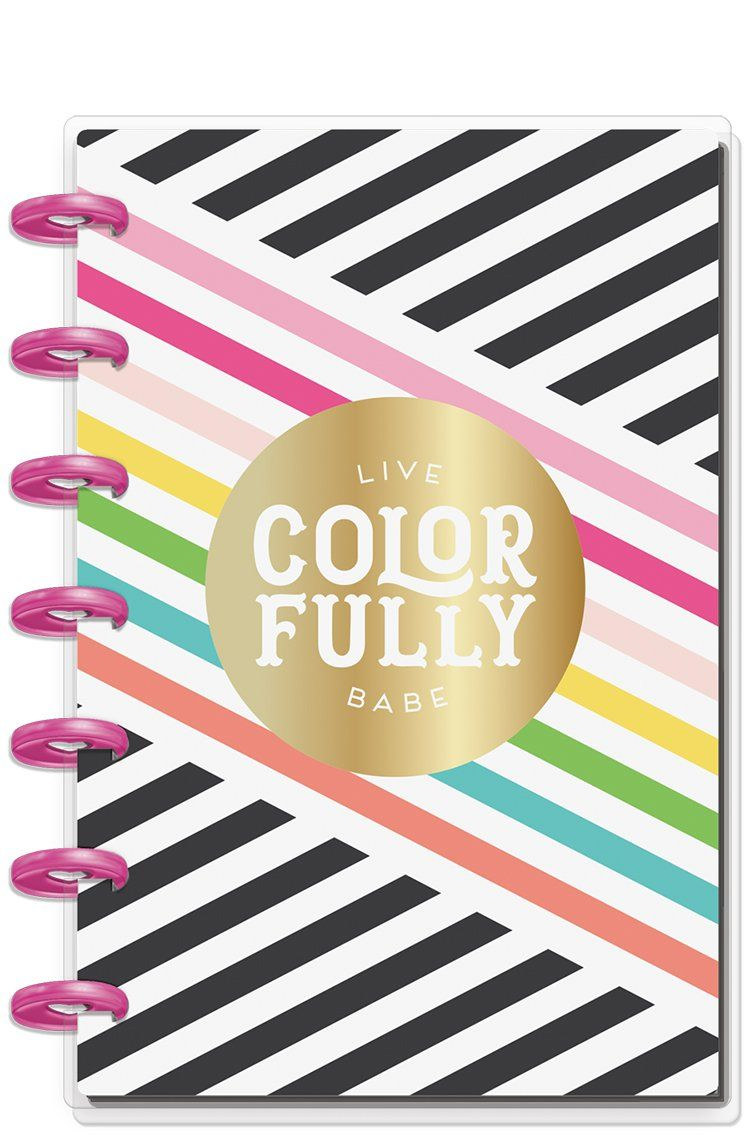 Mini Happy Notes® - Live Colorfully