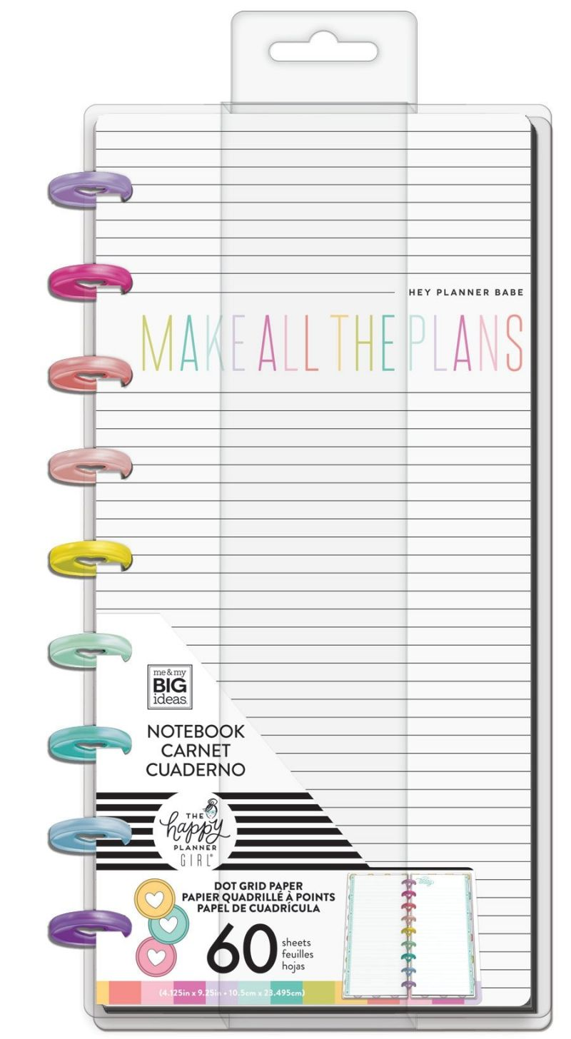 Skinny Classic Happy Notes® - Planner Babe
