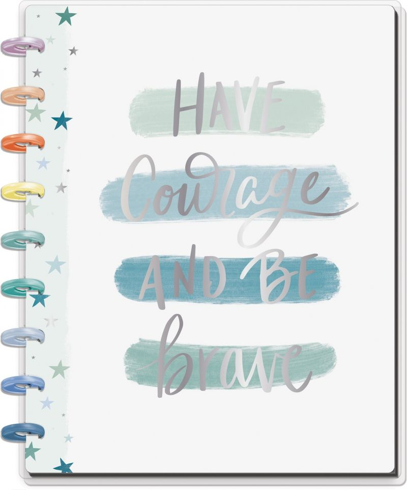 Classic Happy Notes® - Have Courage & Be Brave