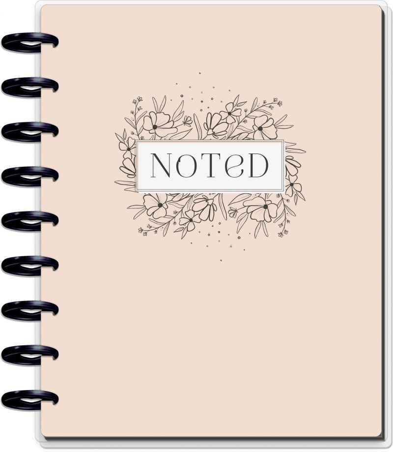 Classic Guided Journal - Noted