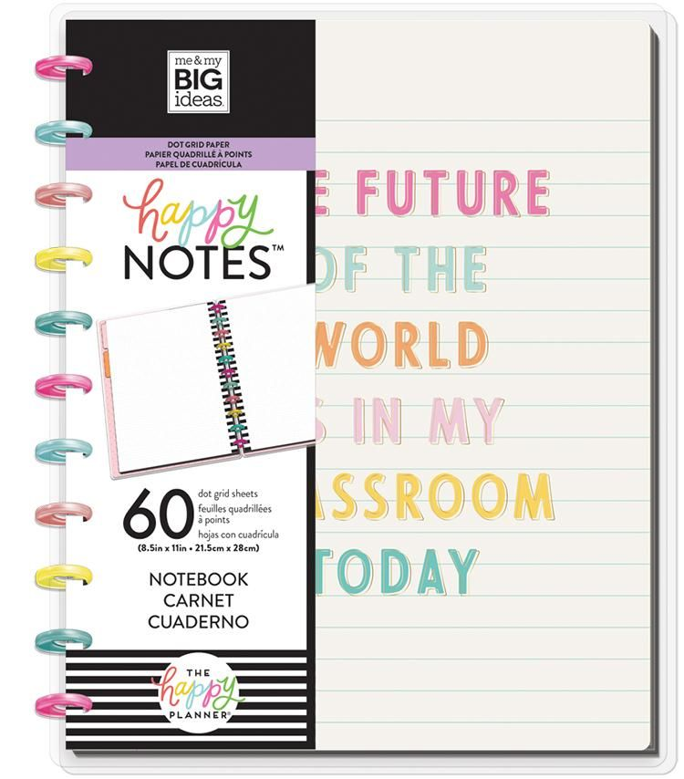 Big Happy Notes® - Future Of The World