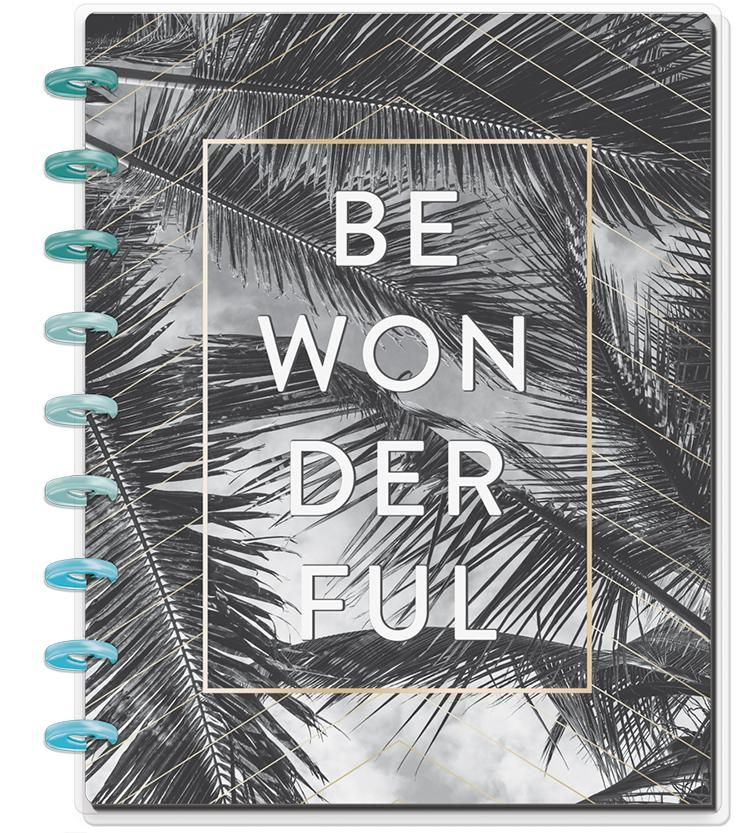 Classic Happy Notes® - Be Wonderful