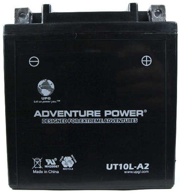 UPG Adventure Power Sealed Lead Acid: UT10LA-2, 11 AH, 12V