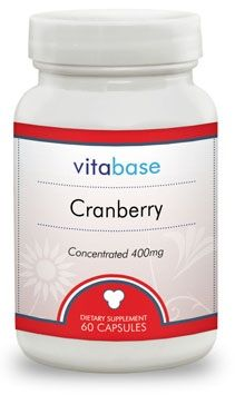 Vitabase Cranberry Concentrate (400 Mg)