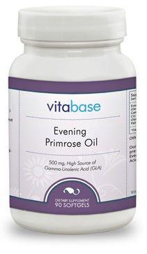 Vitabase Evening Primrose Oil (500 Mg)